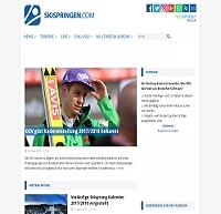 skispringen.com
