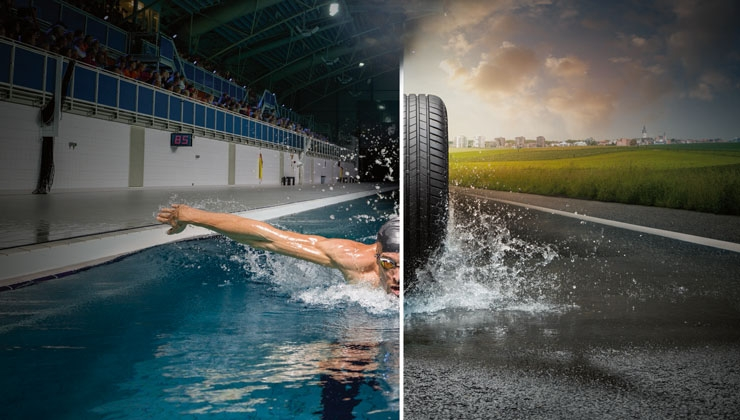 Road to Tokyo: Bridgestone verlost einen Satz Premium-Reifen