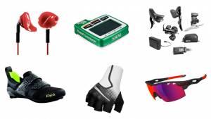 Produktneuheiten - Spielzeug für Radfahrer und Triathleten