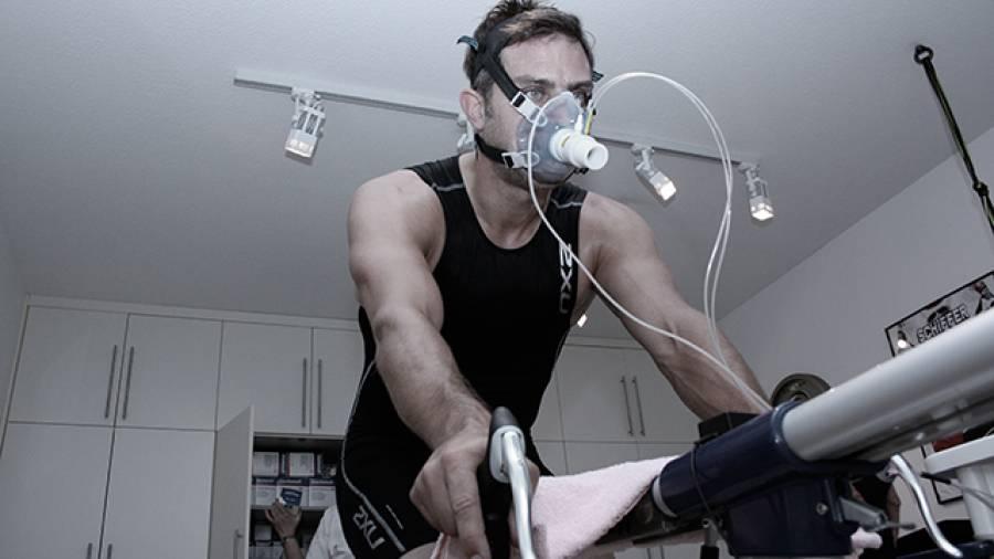 Höhere Fettverbrennung beim Laufen als beim Radfahren