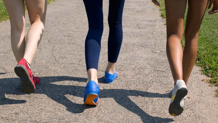 In kleinen Schritten zu mehr Fitness und Wohlbefinden
