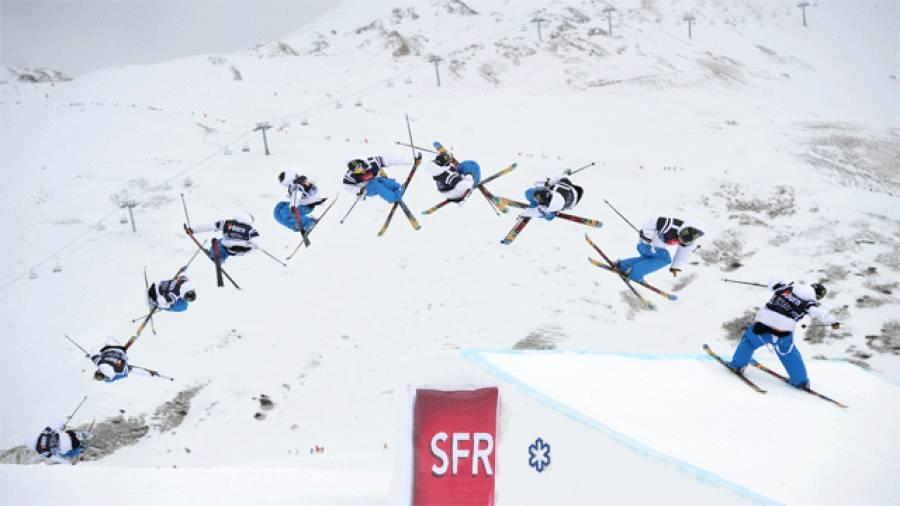 Ski-Slopestyle: Szene-Lifestyle meets Olympia