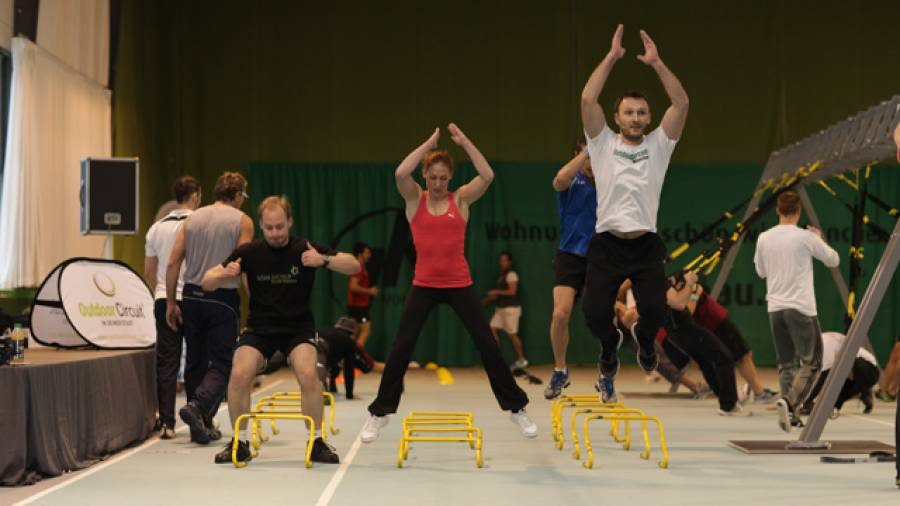 Functional Training: Trefft die Stars der Szene auf dem 2. Functional Training Summit