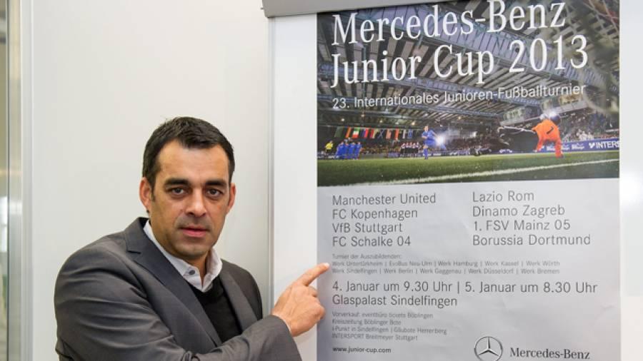 Internationale Stars und deutsche Hoffnungen – 23. Mercedes- Benz Junior Cup