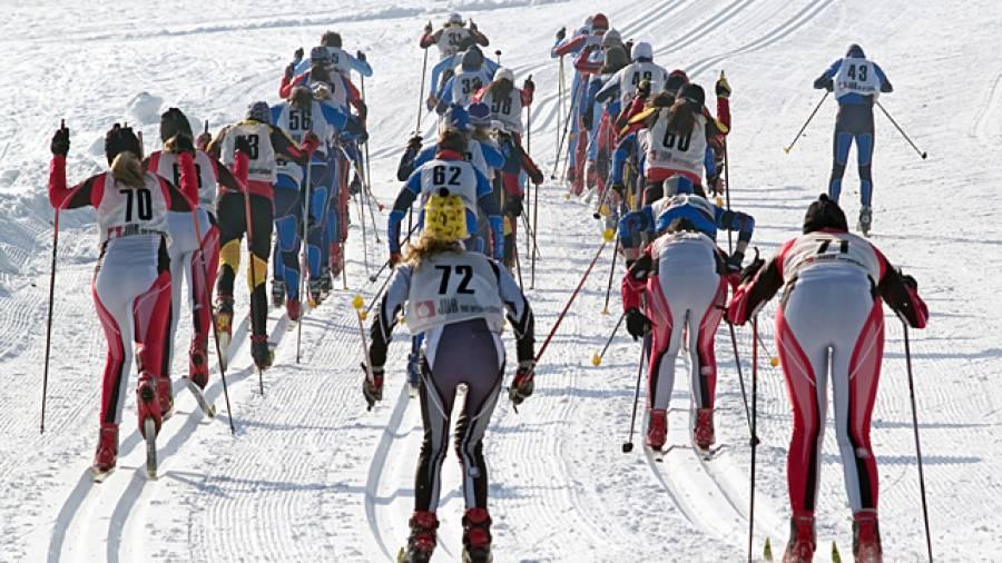 Kalorienverbrauch beim Wintersport