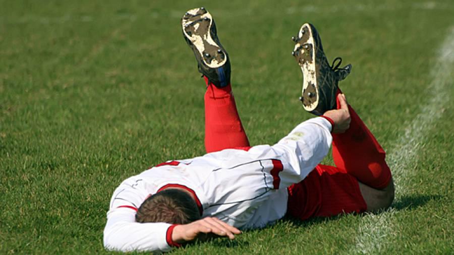 Die unerkannte Sportverletzung: Der Syndesmoseriss
