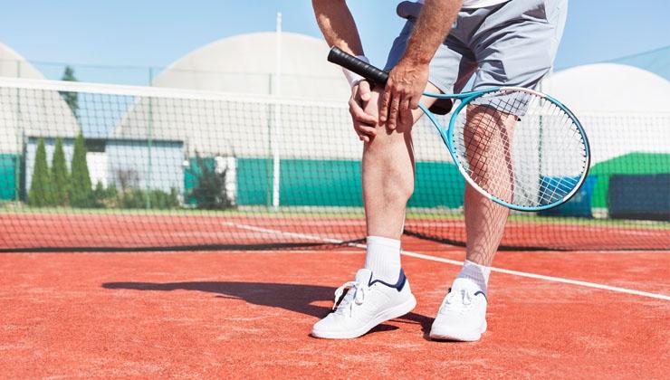 Drei häufige Sportverletzungen und die Rehabilitation