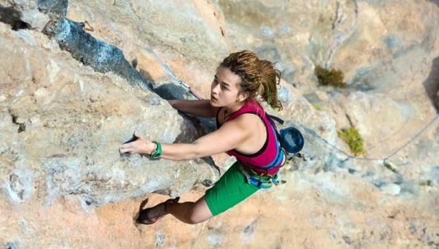 Was macht einen guten Kletterer aus?