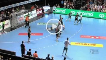 Handball – Tor des Monats Oktober