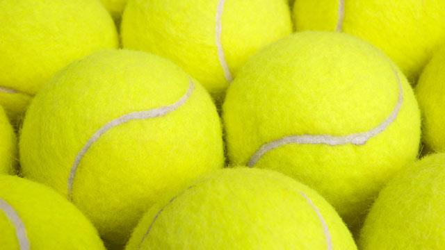 Tennisbälle und ihre Eigenschaften