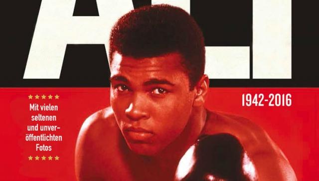 Fotobuch: Ali – Tribut an eine Legende
