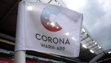 DFB und DFL unterstützen Corona-Warn-App