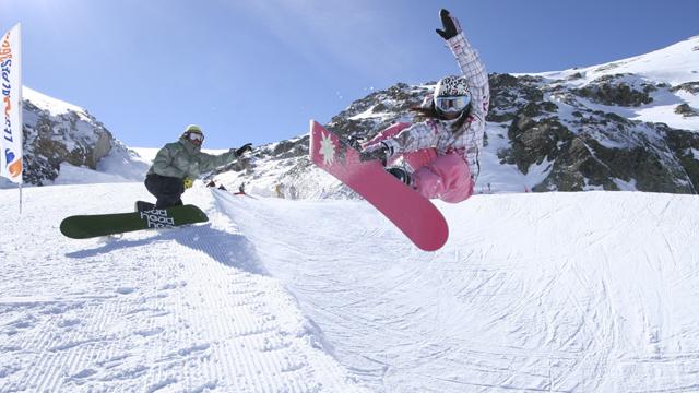 Les Deux Alpes – Ski France läßt grüßen