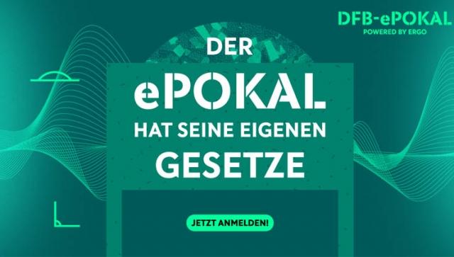 DFB startet den DFB-ePokal