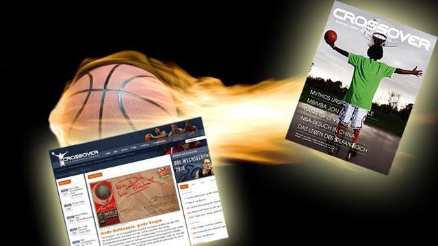 Crossover – Basketball zum anfassen