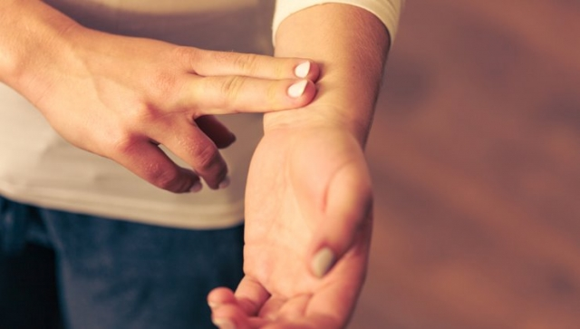 Vorsicht bei erhöhtem Ruhepuls