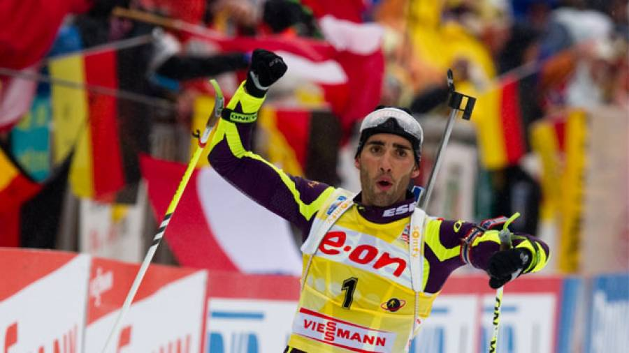 Biathlon Wm 2012