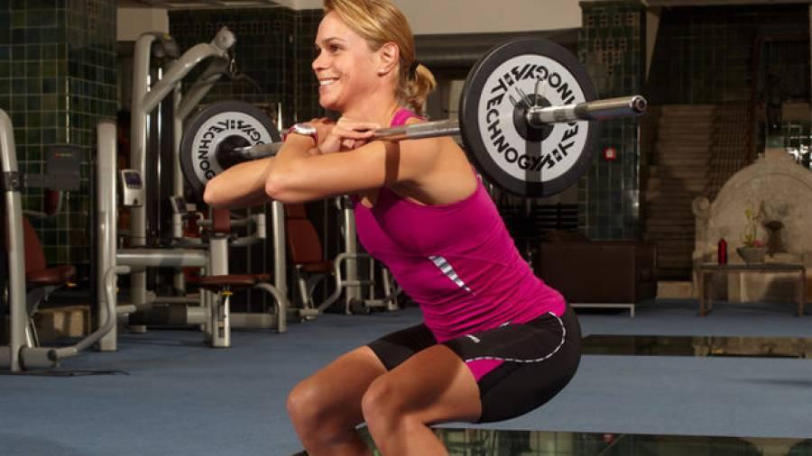 Entdecke den Kraftraum – Maximalkraft-Training für Triathleten