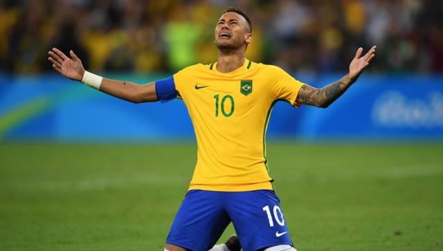Neymar – Gold für die Selbstachtung
