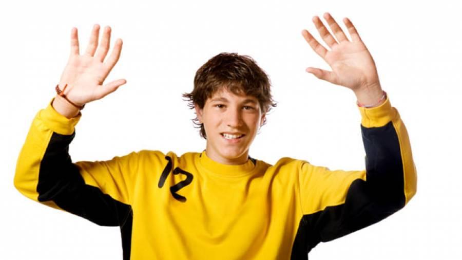 Dr. Sport - Handballtorwart mit Rückenbeschwerden