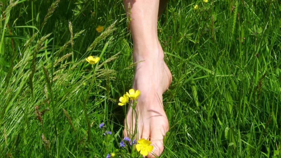 Füße richtig pflegen