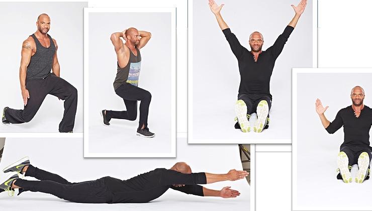 Bauch-Beine-Po – Für überall und To-Go