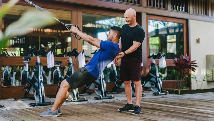 Fitness on the run – Videos speziell für Reisende