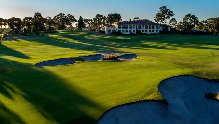 Golfen rund um Melbourne