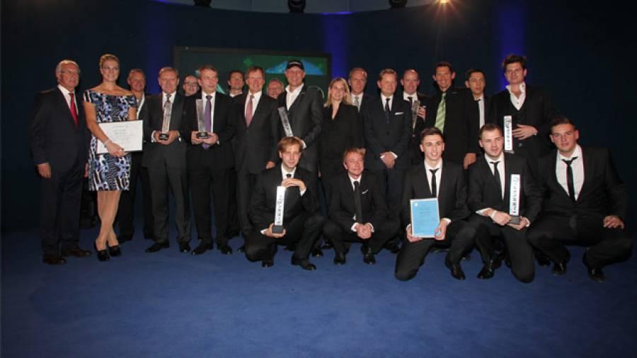 netzathleten.de mit Laureus Medien Preis 2012 ausgezeichnet