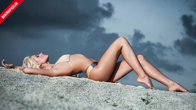Bikinifigur: Keine Angst vorm Krafttraining