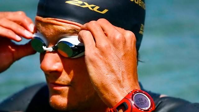 Schwimmtraining mit Triathlon-Olympiasieger Jan Frodeno (Teil 1)