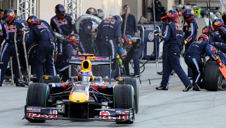 Formel 1: Teamchefs lehnen das Comeback von Tankstopps ab