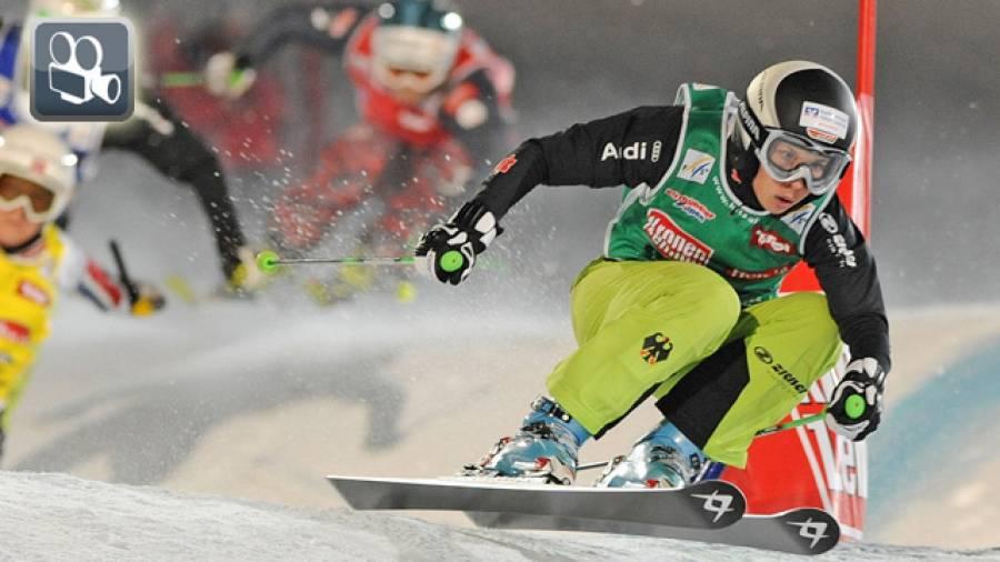 Skicrosserin Heidi Zacher im Interview – Skicross ist ein Mix aus Technik und Taktik