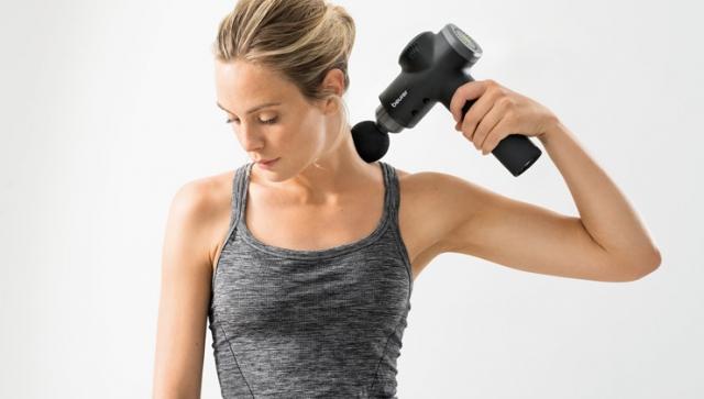 Beurer MG 180 - Massage Gun zur Selbstmassage