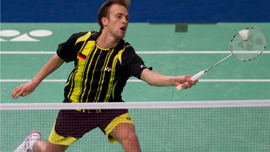 Musik zum Training - die Playlist von Badmintonstar Marc Zwiebler