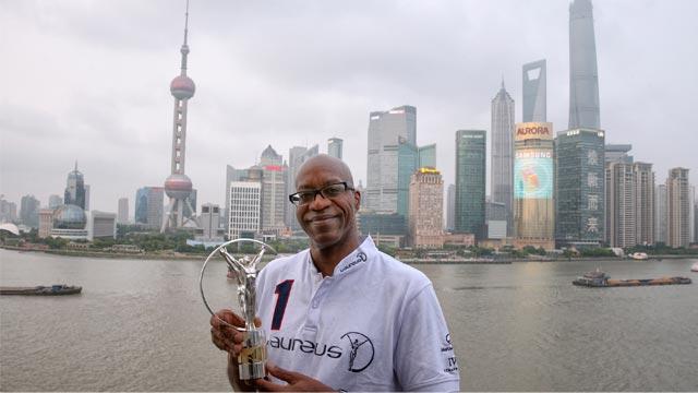 Verleihung der Laureus World Sports Awards 2015 in Shanghai