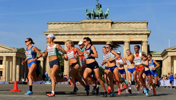 So weit die Füße tragen – Hinter den Kulissen des Berlin Marathons