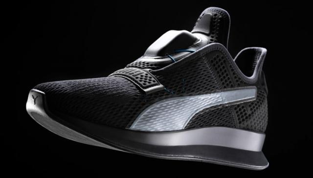 Puma bringt selbstbindenden Schuh auf den Markt