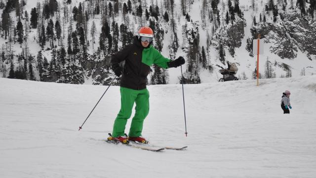 Wintersport mit Rückenschmerzen – Frage an Dr. Sport