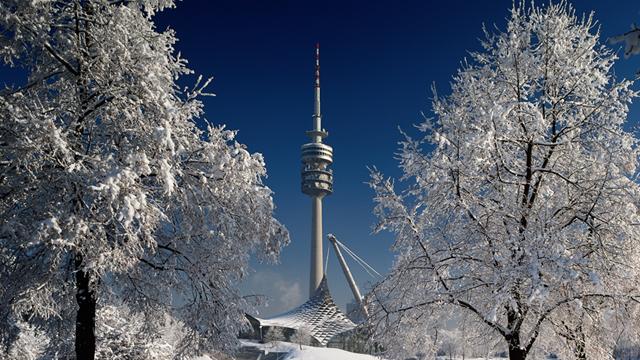 Winterlaufserie München - Fit im Schnee
