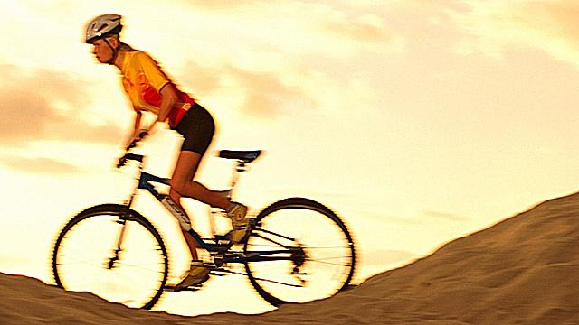 Sattelfest – Hämorrhoiden und Radsport