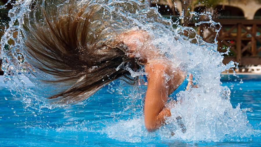 Aqua-Fitness: Workout im Wasser