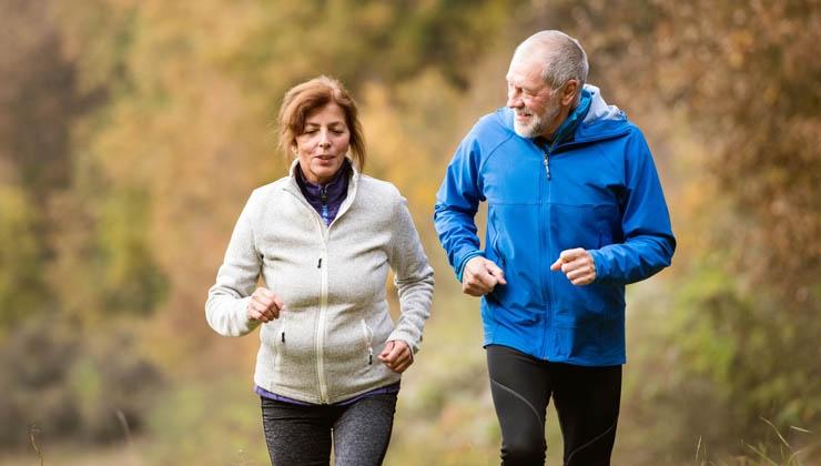 Studie beweist: Sport im Alter verlängert das Leben