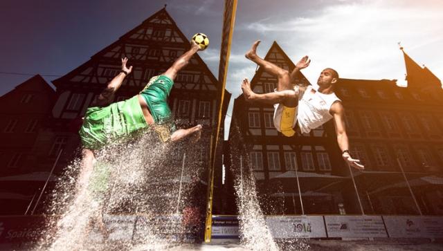 Bilderstrecke - Sport als Kunst