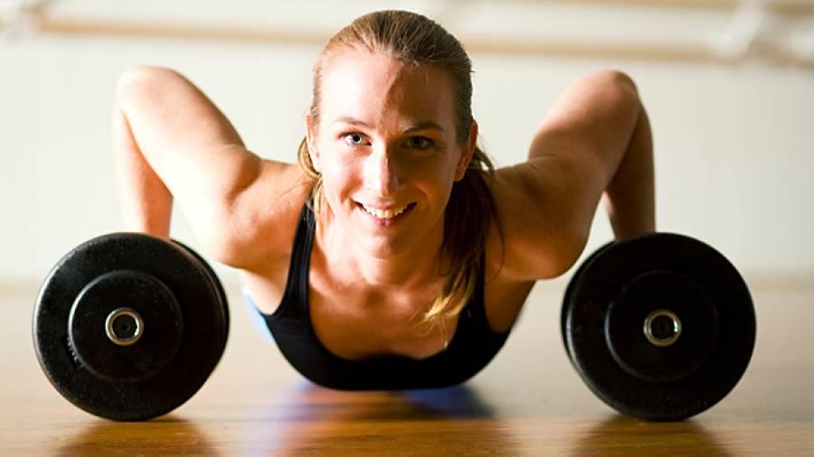 Opfer gesucht - Fitness-Aktion: Last Minute Strandfigur Training