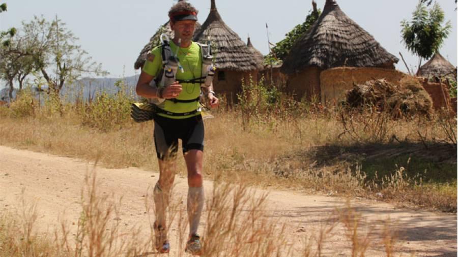 Rafael Fuchsgrubers Erfahrungsbericht vom Ultra Africa Race