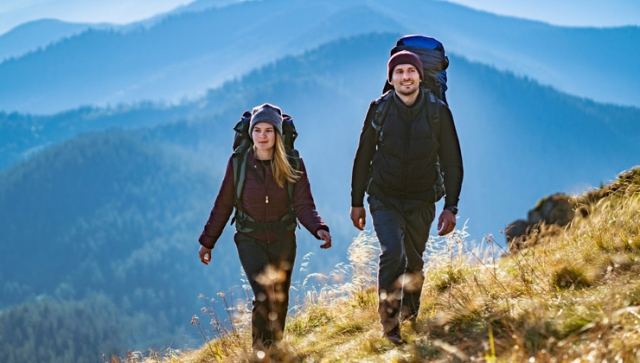 Richtig wandern - Wellness pur auf Schritt und Tritt