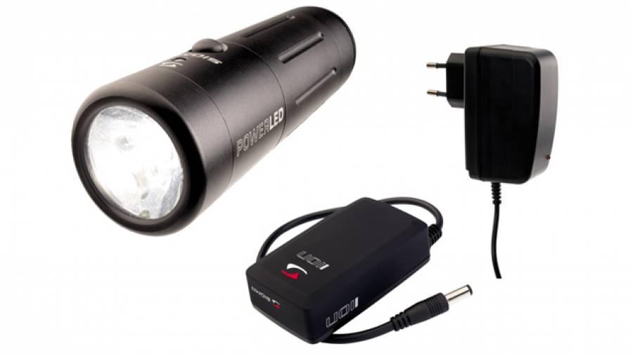 Leuchtkraft von Sigma – Das POWERLED BLACK PRO X-Set