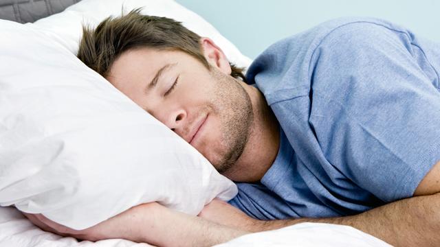 Rückenfreundlich schlafen