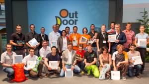 Preisverleihung des OutDoor INDUSTRY AWARD 2013